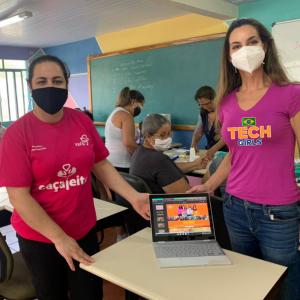 Gerando Falcões, Tech Girls e Caça Jeito 10