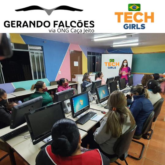 Gerando Falcões, Tech Girls e Caça Jeito 6