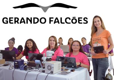 Gerando Falcões, Tech Girls e Caça Jeito 1